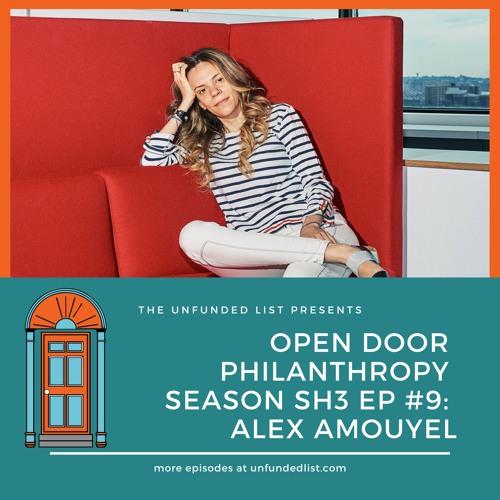 Open Door Philanthropy Season Sh3 Episode 9: Alex Amouyel of MIT/SOLVE