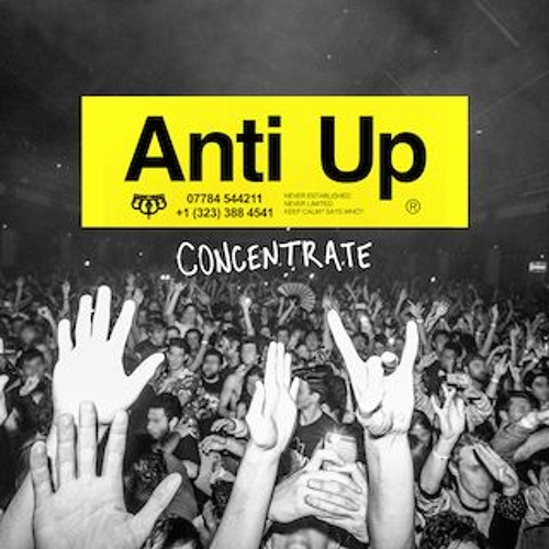 Anti Up - Concentrate
