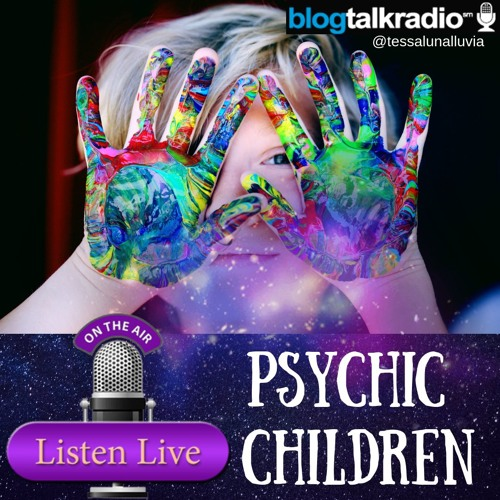 PSYCHIC CHILDREN podcast 🎧🎤 with Tee & Sarah