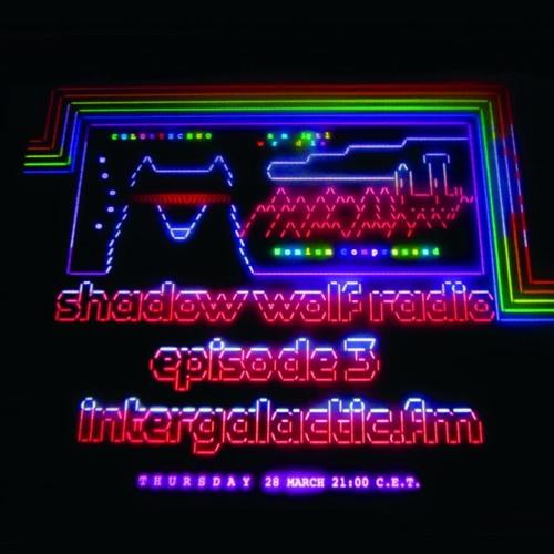 Legowelt Shadow Wolf Radio Episode 3