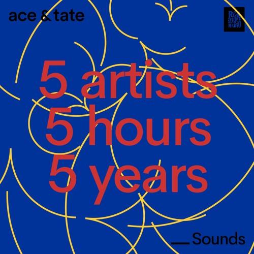 Ace & Tate x Red Light Radio - 5 year anniversary