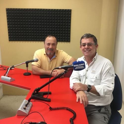 Entrevista de Andres Morales sobre el proyecto Masdunas 28 Marzo 2019