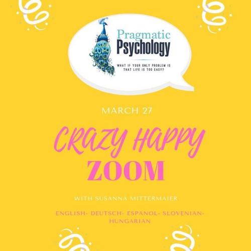 Crazy Happy - German - Pragmatic Psychology