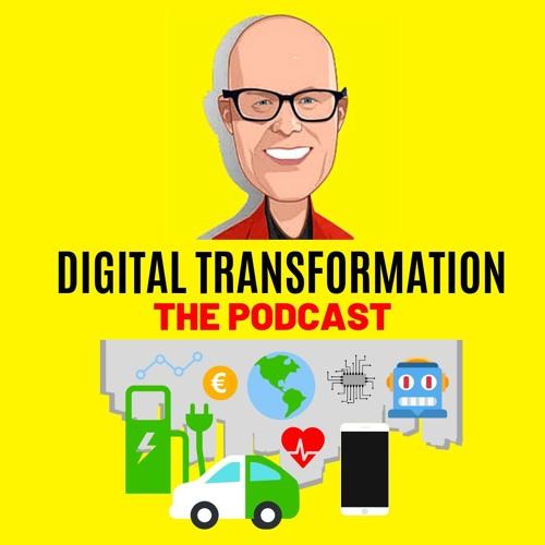 Digitale transformatie door Vincent Everts