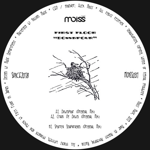 MOISS031 First Floor - Downpour || EP
