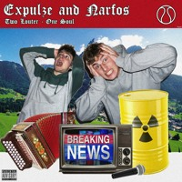 Expulze & Narfos - Breaking News Artwork