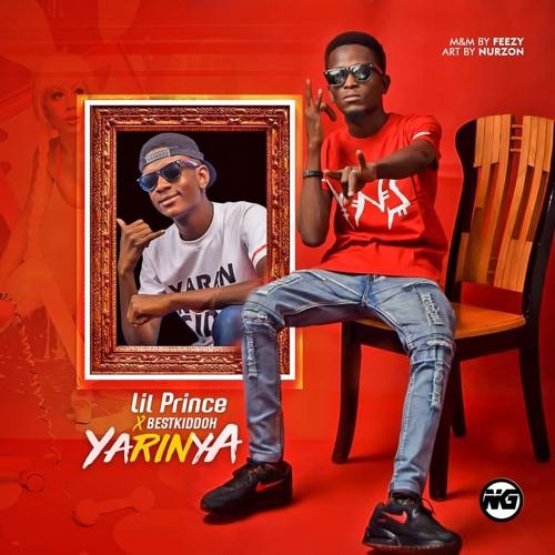 Lil Prince - Yarinya ( ft. Bestkiddo )