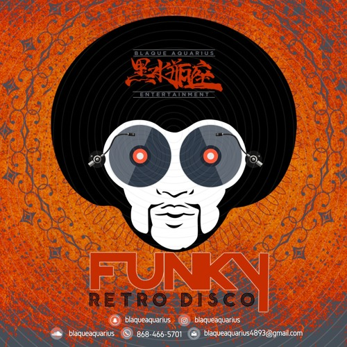 Funky Retro Disco