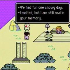 Snowy Day (Earthbound Snowman Lofi)