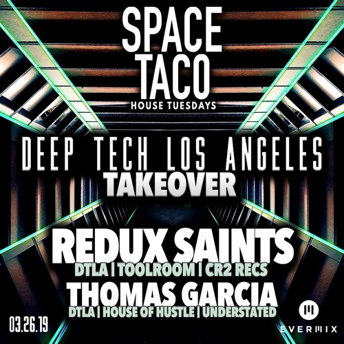 Space Taco House Tuesday - Deep Tech Los Angeles Takeover