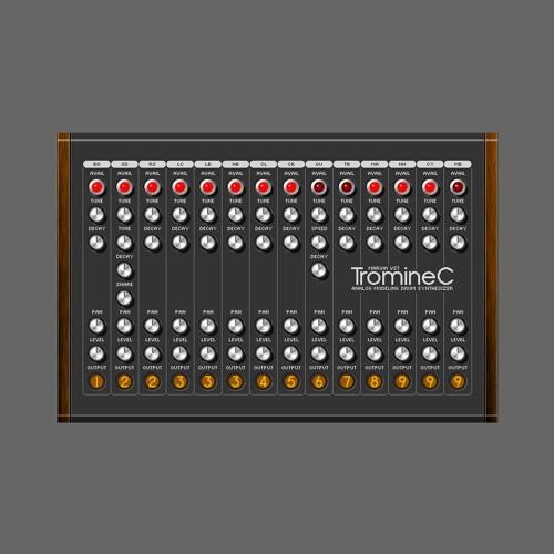 Tromine C version 1.0