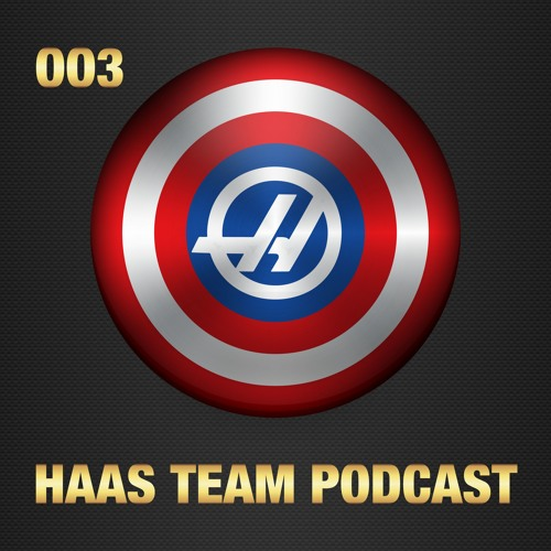 Haas Team Podcast, Episode 003 - Bahrain Qualifying, and Martin Brundle, We Need to Talk