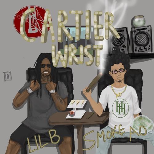 Cartier Wrist(ft. Lil B) prod. gcozy