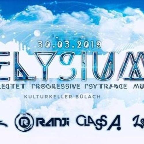 Projekt X2.1 - Nocturnum Live Psytrance Mix Set (Elysum Party) .159,75 Bpm