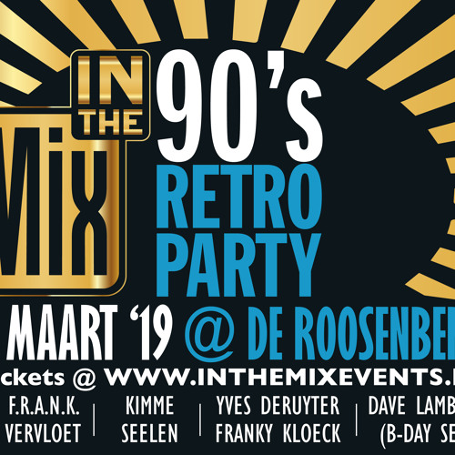 Kimme - In The Mix (90's Retro Party - Roosenberg) (23-03
