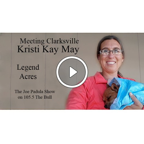 Meeting Clarksville: Kristi May of Legend Acres. Long and Short term PET boarding services