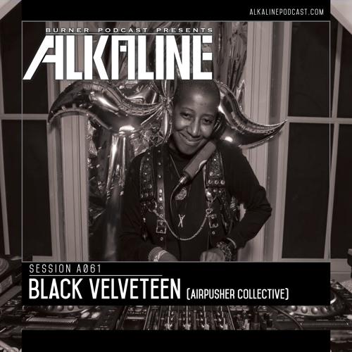 Alkaline - A061 - Black Velveteen [Airpusher Collective]