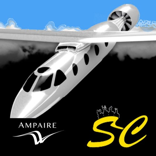 SolarCoaster - 99 - Ampaire and the electrification of air transportation