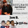 The SoulBack R&B Podcast: Episode 43 (featuring Jon B.)