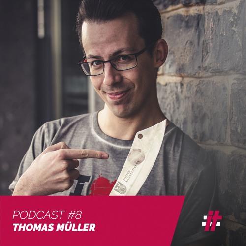 WeShowIT #8 | Thomas Müller