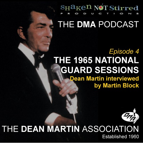 The DMA Podcast - Episode 4 'The National Guard Sessions'