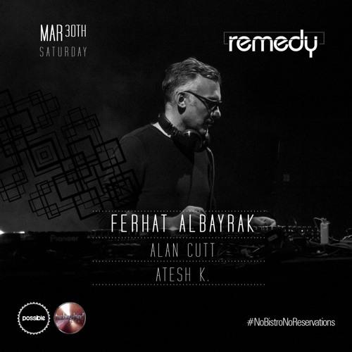 Ferhat Albayrak Live at Remedy Cyprus 30.03.19