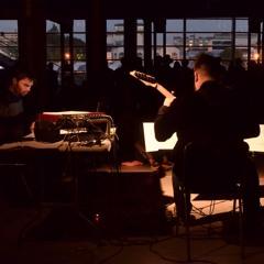 The Pleats Of Matter - Diego Castro & Nicolás Kliwadenko - Relincha Festival, Chile, Nov 2017