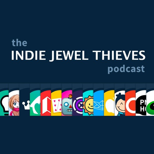 Indie Jewel Thieves #1: Indie Hackers