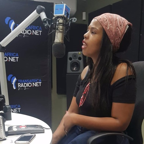 South African Female HipHop Artist - SIBI -  On THE WAVY SHOW With KING WAVY 29:03:2019