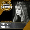 Stevie Nicks on being the first woman in the Rock Hall twice and opening the door for more women