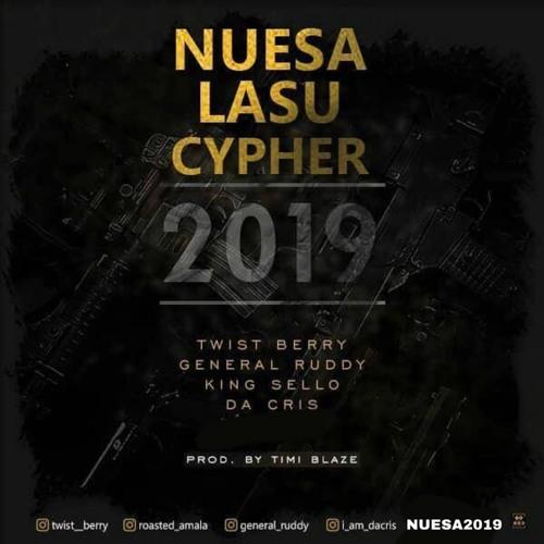 NUESA CIPHER 2019