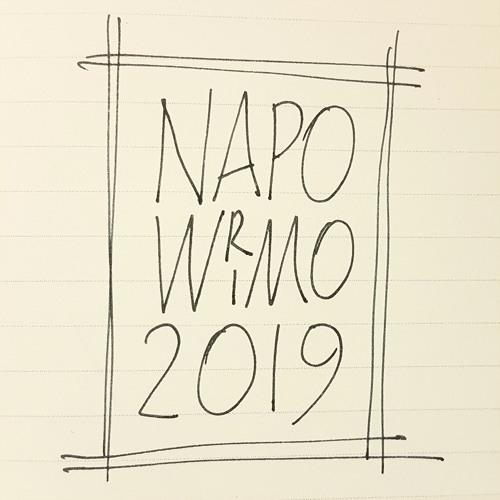 NaPoWriMo 2019