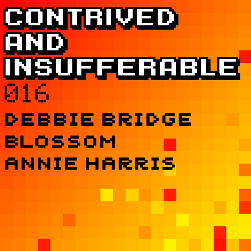 016: Debbie Bridge, Annie Harris | She licked my teeth