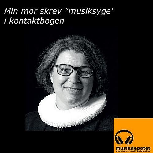 Anja Damkjær True Sognepræst I Glamsbjerg