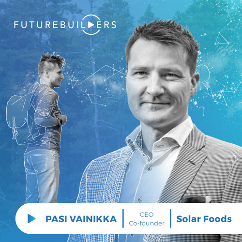 Pasi Vainikka PART 1 – How is it possible to produce food out of thin air?