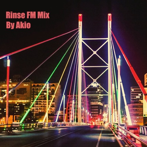 Rinse FM Mix by DJ Akio