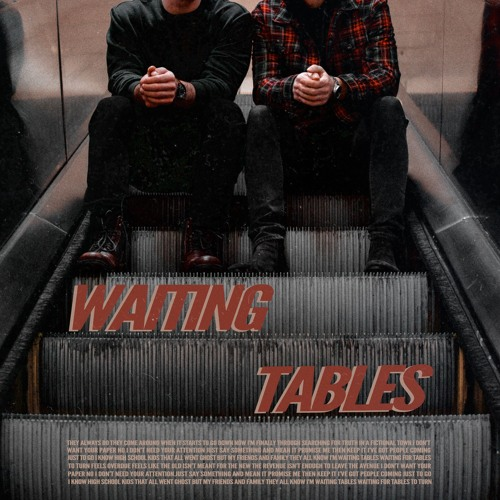 Waiting Tables - Fly By Midnight