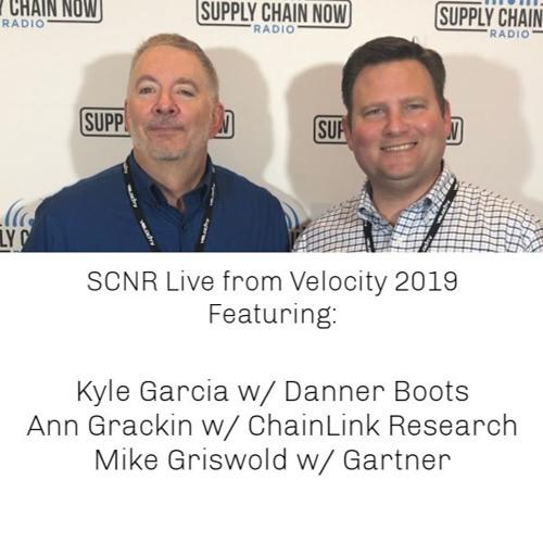"""The Supply Chain Revolution: Leadership, Technology, Opportunity"" - SCNR Episode 61"
