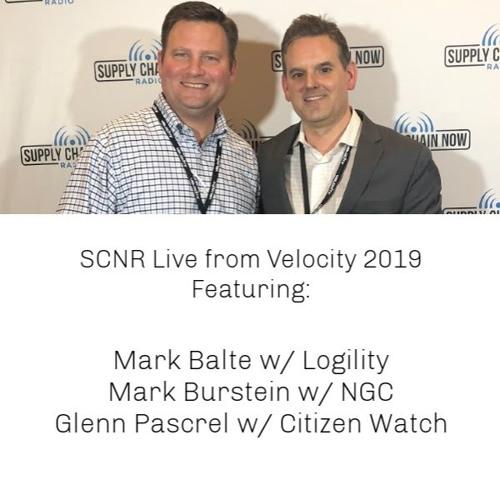 """""""Market Disruption, Data Analytics, and Change Management"""" - SCNR Episode 63"""