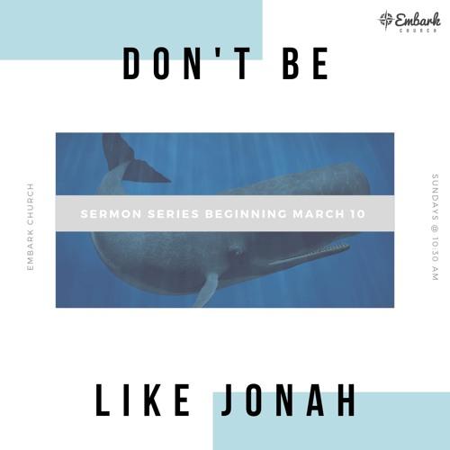 3-31-19 | Jud Jordan | Jonah Part 4 | Jonah 3:1-10