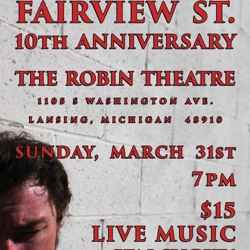 The Magic Hour w/ Michael McCallum | Fairview St. 10th Anniversary showing SUNDAY