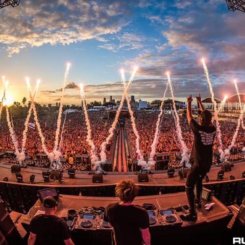 NGHTMRE & Slander - Live @ Ultra Music Festival 2019 (Miami