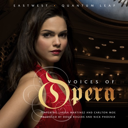 """EASTWEST Voices of Opera - """"Fire and Ice"""" by Anne van Duyvenvoorde"""