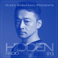 Hidden Radio   013   Hideo Kobayashi