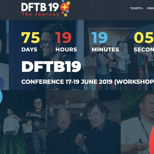 DFTB 2018 A wee treat from the Mary Freer Event