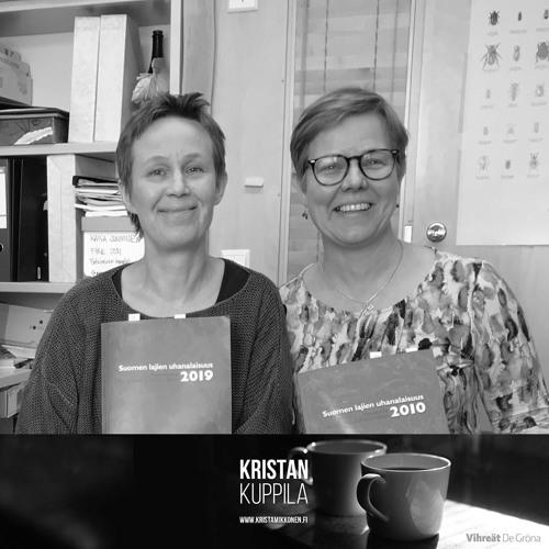 Kristan Kuppila: Kaisa Junninen ja punainen kirja
