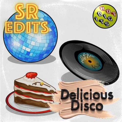 HOTDIGIT054 SR Edits - Delicious Disco (Previews)