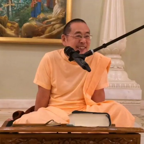 Śrīmad Bhāgavatam class on Thu 28th Mar 2019 by HH Bhanu Swami 4.21.35