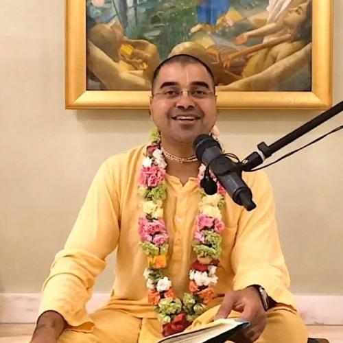 Śrīmad Bhāgavatam class on Sat 30th Mar 2019 by Gopa Vrndesa Dāsa 4.21.37