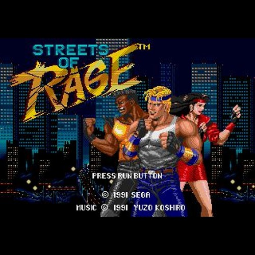 Streets of Rage - Fighting In The Street (TurboGrafx-16/PC-Engine Chiptune Cover)